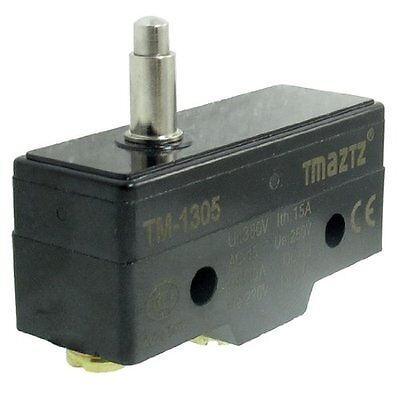 TM-1305 Slim Spring Plunger Actuator Momentary SPDT Micro Limit Switch