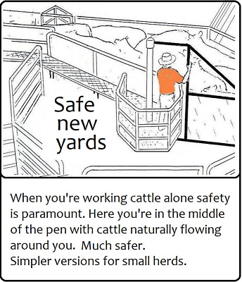 80 New Ideas for Safe Low-Labor Cattle Handling