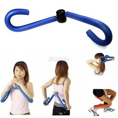 Workout Fitness Thigh Master Muscle Toner Leg Arm Shaper Trimmer Exerciser GYM