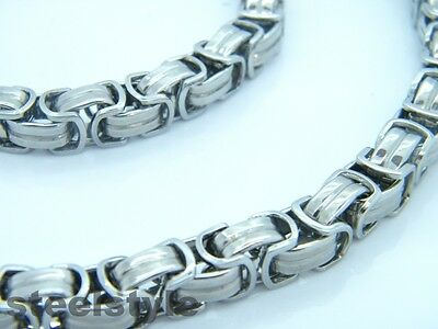 Large Heavy Necklace Stainless Steel 316L  Men's Jewellery Necklace Bh1