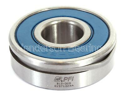 B12-32D, S930P61201, 6201NC Alternator Bearing (slip ring end) PFI 12x32x10mm
