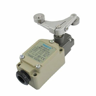 WLCA32-41 Double Rotary Roller Lever Momentary Limit Switch 380V 10A