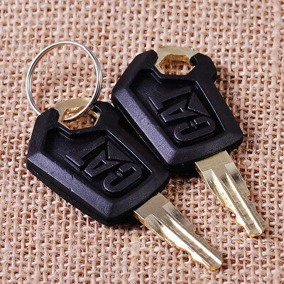 2pc Equipment Excavator Ignition Loader Dozer Key fit for Caterpillar CAT 5P8500