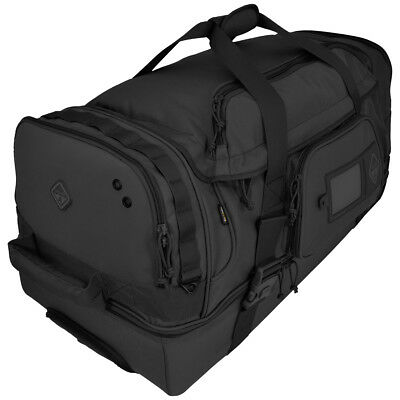 Hazard 4 Shoreleave Rugged Split-Roller Luggage Stiffened All Terrain Army Black