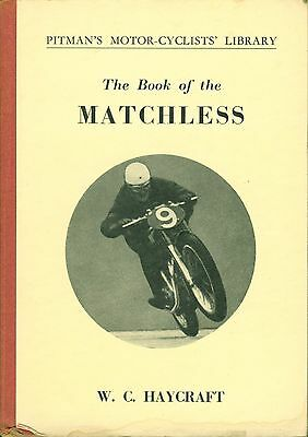 Matchless G3L G80 Motorcycle Manual 1945-1951 Models