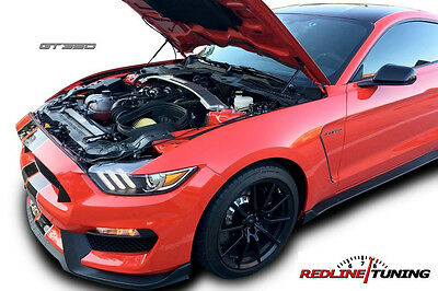 2016+ Ford Shelby GT350 & GT350R Bolt-in Hood Quick LIFT PLUS Struts Props