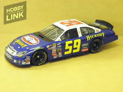 1:24 Ford Fusion-Kingsford Hickory-Blue (M.ambrose) 2008 #59 Nascars T5908Ch2-59