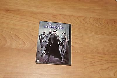 The Matrix on DVD 1999 Keanu Reeves