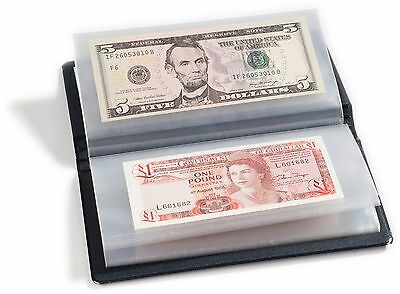Banknotes Album Currency Mini Wallet New Collection Lighthouse Free USA Shipping
