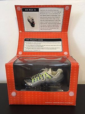 Nike Air Max 95 x Bowen Authentic Commemorative Footwear Grey Neon 1131/6500 OG