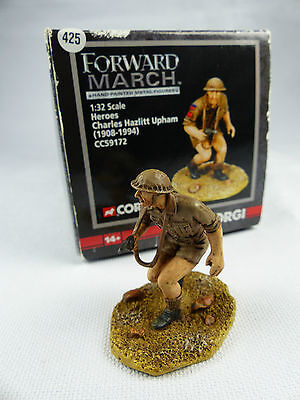 Corgi Toys - Forward March Zinnfigur 54mm - 1/32 Charles Hazlitt Upham NOS