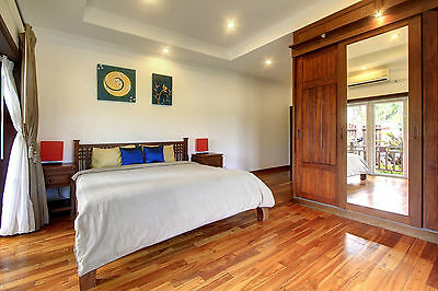 For rent:  Holiday Villa Jintana with pool on Phuket Thailand