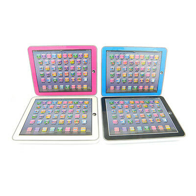 Baby Kids Touch Tablet Educational Toys Children English Early Learning Machine