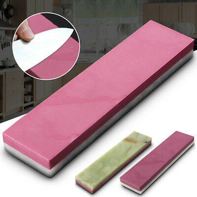 3000/10000 Dual Grit Knife Sharpening Whetstone Sharpener Water Wet Oil Stone UK