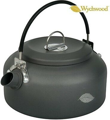 Wychwood 0.8 Litre Two Cup Carpers Kettle - Easy Clean Cookware