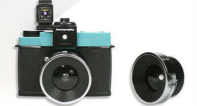 Lomography Diana F+ Super-Wide 38mm Lens **Free P&P**