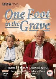 One Foot In The Grave Complete 3rd Series Dvd Richard Wilson New Factory Sealed