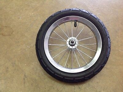 Baby Trend Navigator Double Jogging Stroller Replacement Front Tire