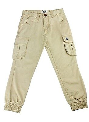 NEW Boys Original Penguin Chinos Jeans Trousers Age 2 3 4 5 6 7 8 9 10 11 12 13