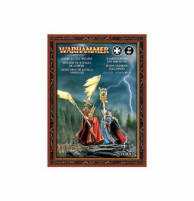 Empire Battle Wizards Warhammer Age of Sigmar Games Workshop