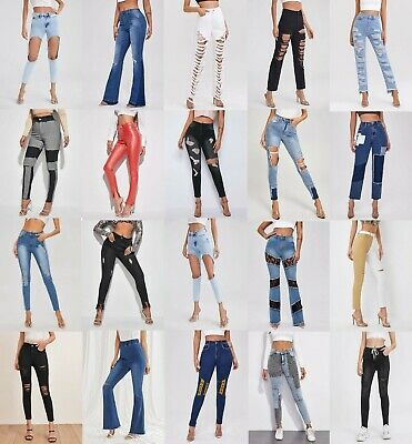 R1 WHOLESALE LOT CLOTHING 200 WOMEN Jeans Denim Pants Shorts Skirts Apparel