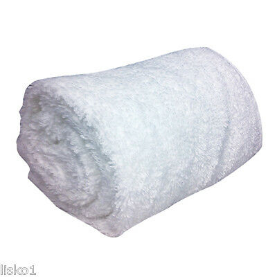 "Facial Steamer Terry Cloth Towels 8""x24""  12 per pack"