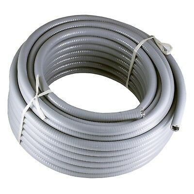 "100' feet Liquidtight Sealtight flexible metal conduit 3/4"" PVC"