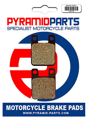 Gas Gas GT 250 Contact  Rear Brake Pads