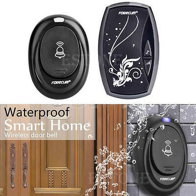 36 Songs Wireless Receiver Remote Control 100M Waterproof Doorbell Door Bell