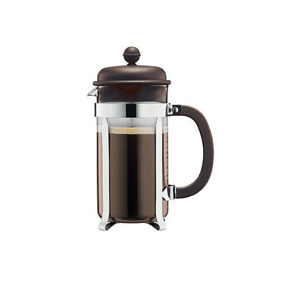 Bodum Cafetiere Coffee Herbal Tea Maker 8 Cup, 1.0L, Brown French Press