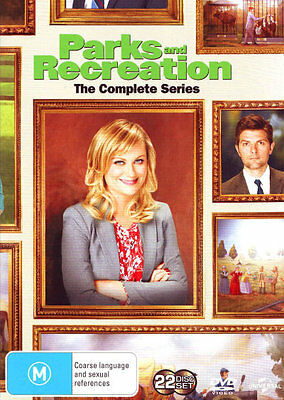 Parks and Recreation: The Complete Series  - DVD - NEW Region 4