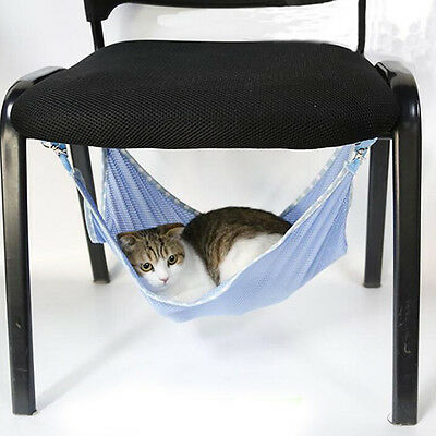 Cute Cat Hanging Bed Mat Soft Hanging Hammock For Small Puppy Pet Products