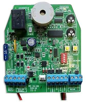 Mighty Mule R4052 Circuit Board Replacement Board for Mighty Mule FM350 or FM352