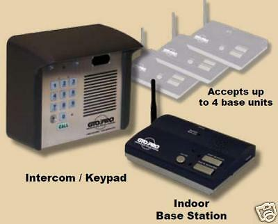 Mighty Mule Gate Opener, GTO Wireless Intercom Keypad