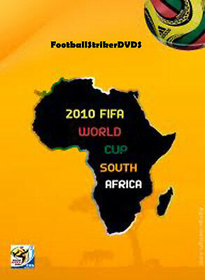 2010 World Cup Germany vs Serbia DVD
