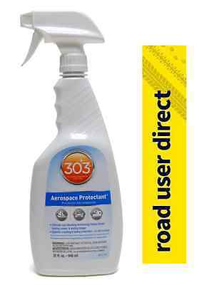 303 Aerospace Protectant Spray 473ml- Vinyl - Rubber - Plastics - Leather - CAR