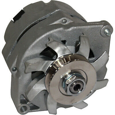 180AMP HIGH OUTPUT ALTERNATOR Fits DELCO 10SI 3-WIRE HOOKUP