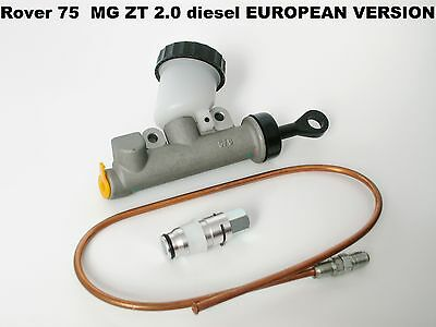 ROVER 75 / MG ZT 2.0 diesel  TAZU CLUTCH MASTER CYLINDER ***EUROPEAN VERSION***
