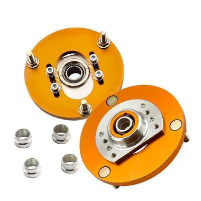 Adjustable Camber Plates for BMW E46 3 Series Top Mount Suspension Plate MAK