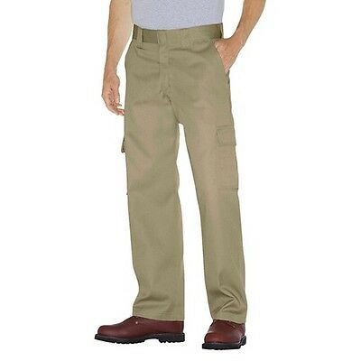 Dickies®  Men's Relaxed Straight Fit Twill Cargo Pant