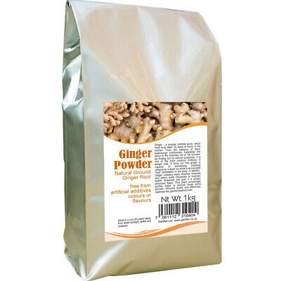 Ginger Powder 1kg Weight Loss Slowing Aging Process Beautiful Skin Anti Wrinkle