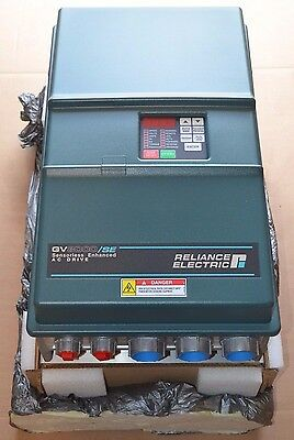 New Reliance Electric Gv3000 40 Hp 40V4260 Ver. 6.09 Ac Drive Tested Good