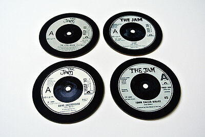 The Jam Singles Collection 45 Great New COASTER Set
