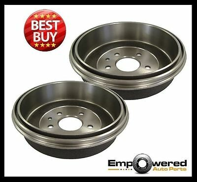 Mazda B1800 B2000 2WD 1982-1984 REAR BRAKE DRUMS with WARRANTY RDA1627 PAIR