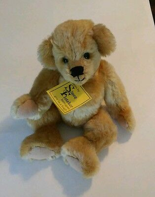 "Bears by Simon Fletcher Harrogate ""Billy"" Limited Edition 1 of 6 British Mohair"