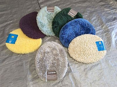 Wholesale Lot of Assorted Bathroom Rugs Toilet Covers Mixed Colors approx 44 Pcs