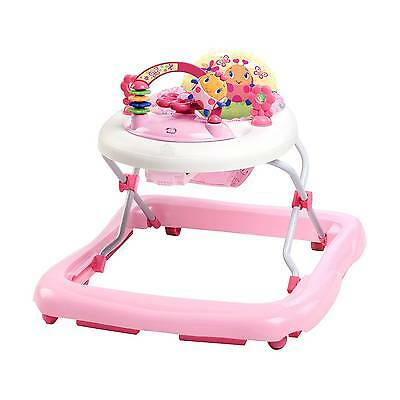 Bright Starts Pretty in Pink Walk-A-Bout Baby Walker - JuneBerry Delight