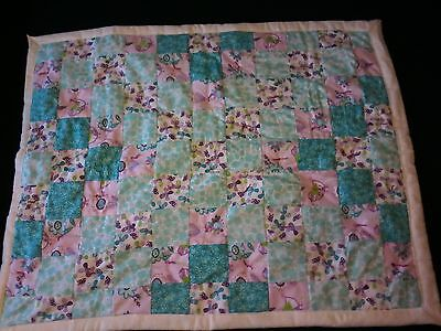baby quilt homemade