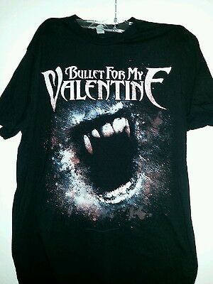 Bullet For My Valentine Women's Large T-Shirt
