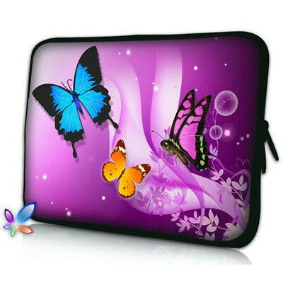 """17 inch Laptop Soft Laptop Sleeve Bag Case Pouch For 17.3"""" Dell HP Sony"""